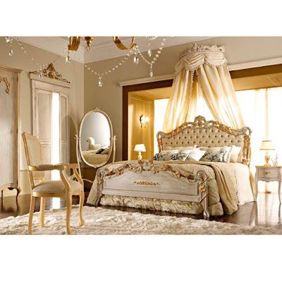 set bedroom italyan furniture