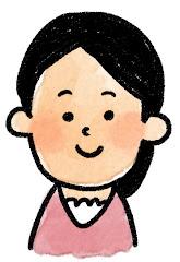 女性の表情のイラスト(通常)