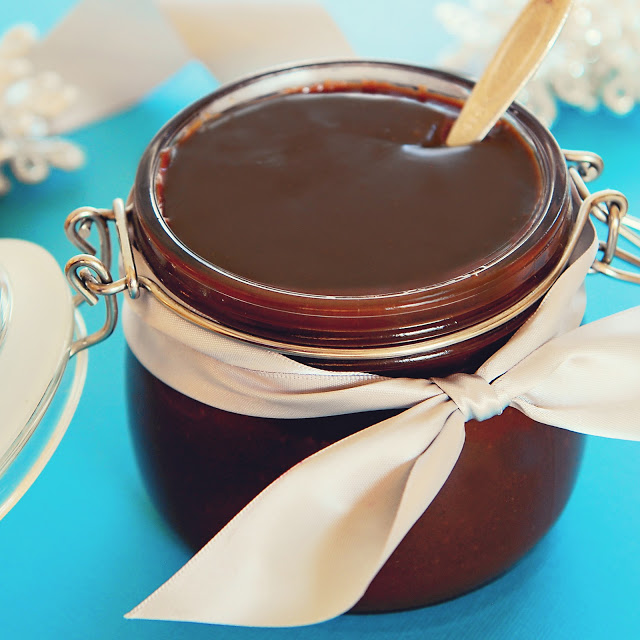 Riches to Rags* by Dori: Super Easy Hot Fudge Sauce