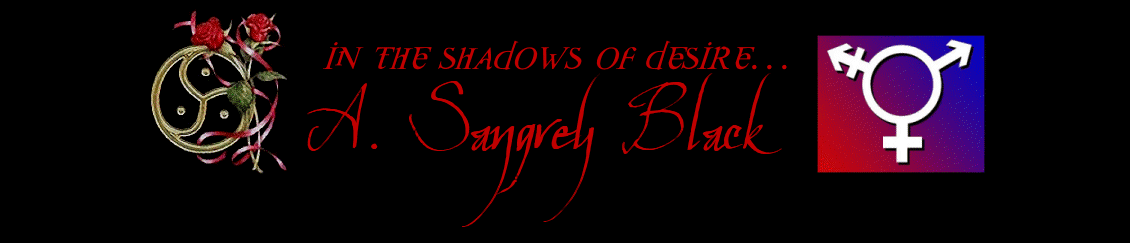 Shadowed Hearts - A. Sangrey Black