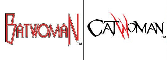 Batwoman And Catwoman Weve Seen The Logo Before On Elegy Collection 0 I Really Love