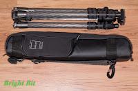 Gitzo GT1544T tripod and GC1201T tripod carry case