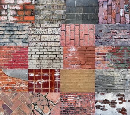 Какие бывают кирпичные стены