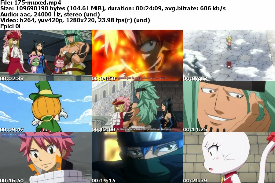 Descargar Fairy Tail por MEGA