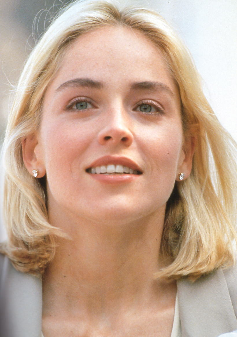 Digital Img Sharon Stone Photos
