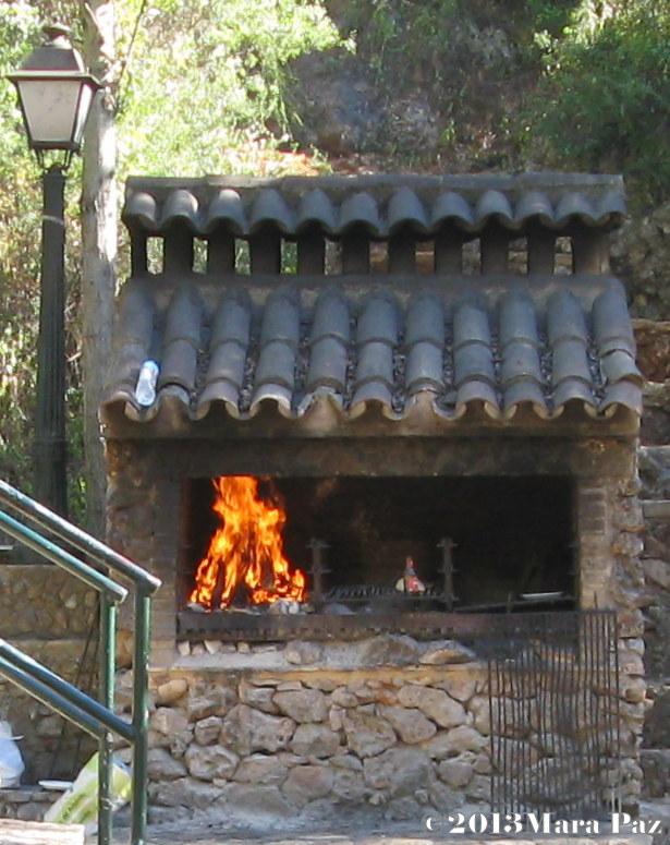 Alte barbecue