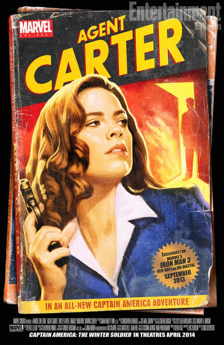 Ver Marvel One-Shot: Agent Carter (2013) Online