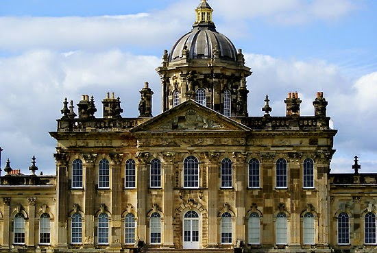 Castle howard archives