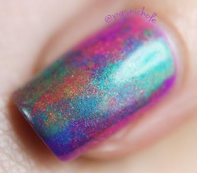 Neon Nights Seriotype by Bedlam Beauty