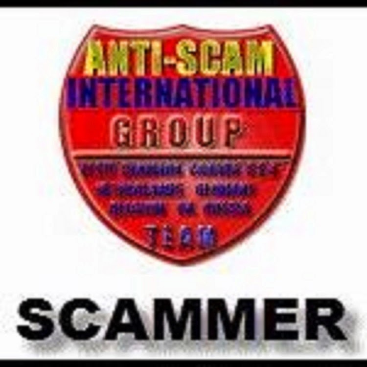 THE INTENATIONAL ANTI-SCAMMER WATCHDOG GROUP-CRIMEFIGHTERS BADGE