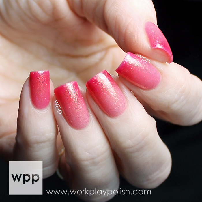 Polished by KPT Blossoming from the March into Spring Collection (2014)