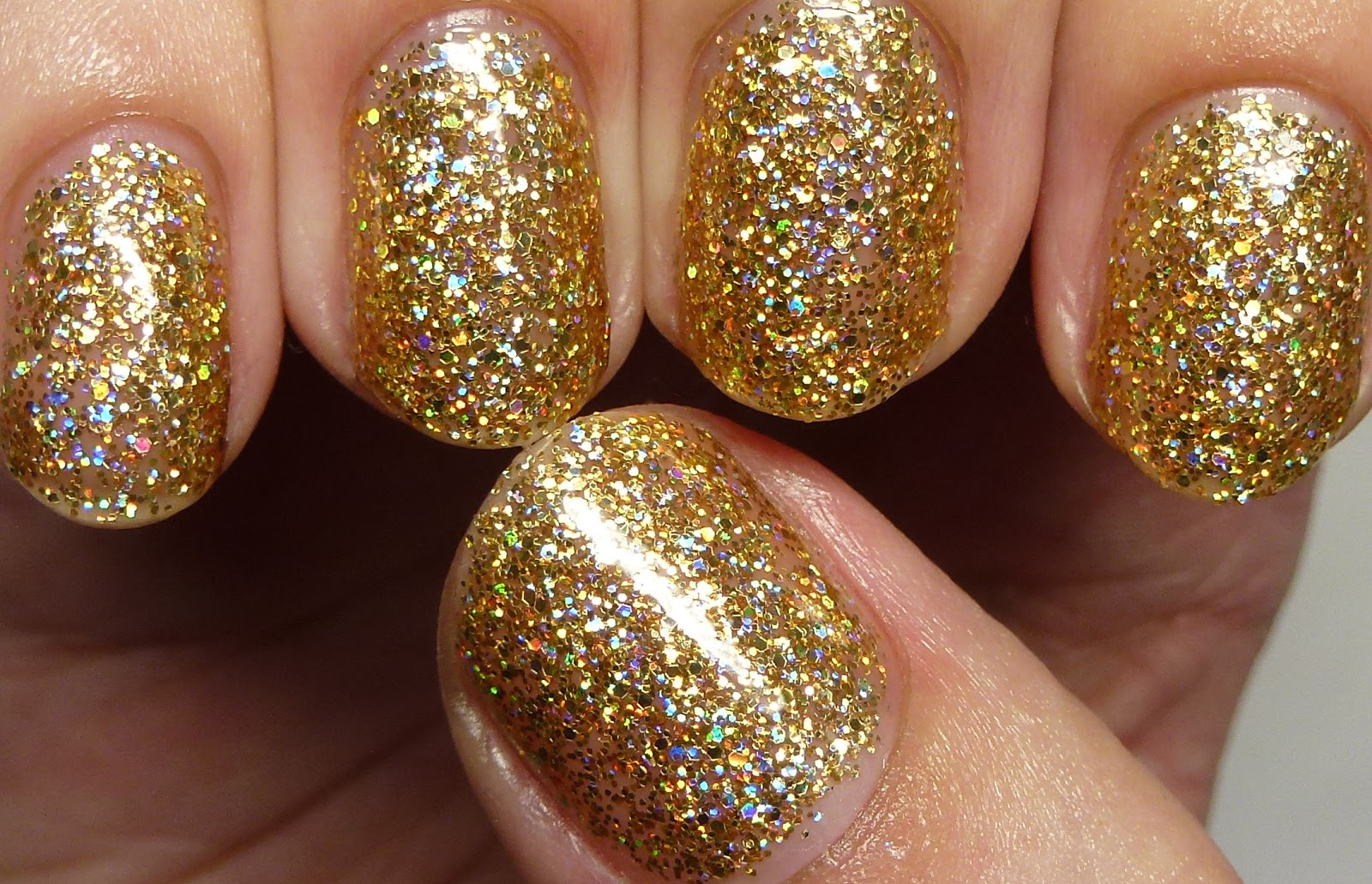 Octopus Party Nail Lacquer The Gold Crush Duo