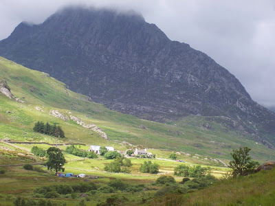 Tryfan North Wales