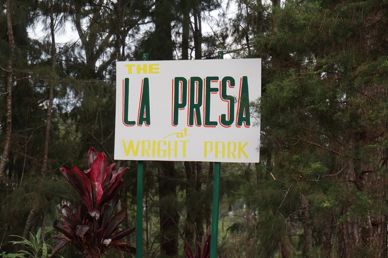 The La Presa at Wright Park