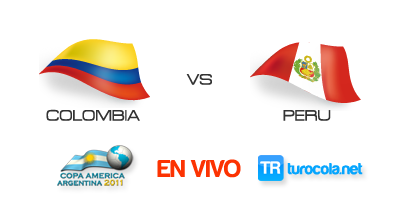 Ver Colombia vs Peru en VIVO