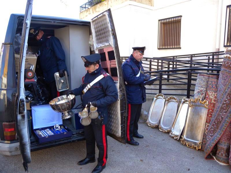 Carabinieri! per la sicurezza Nazionale