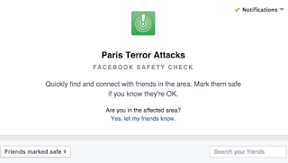 #PorteOuverte-Paris-France-terror-eiffel-tower-twitter-berita-sharing-facebook-notification