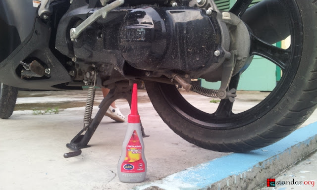 Jangan Ragu, Pilih Pelumas Pertamina - Enduro Matic SAE 10W-30-2