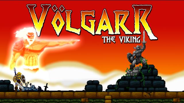 Volgarr el vikingo reparte espadazos también en Dreamcast