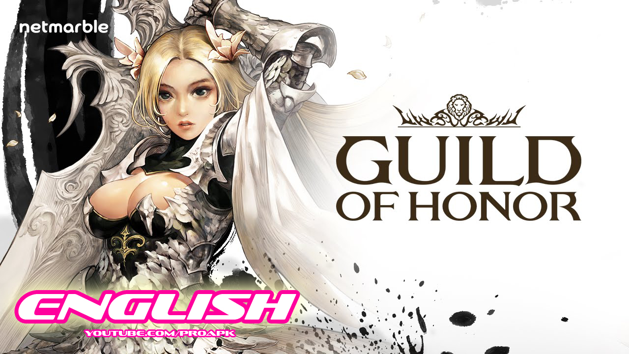 Guild of Honor English Gameplay IOS / Android