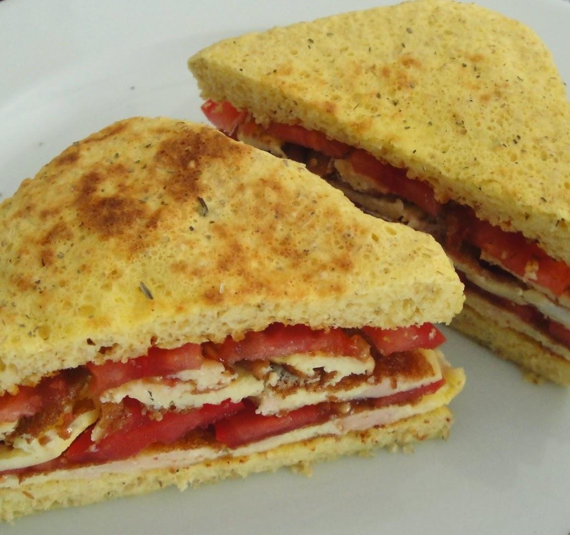 Receitas Da Dieta Dukan Sanduiche Proteina Pura Dukan
