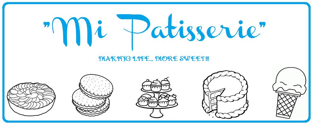 """Mi Patisserie"""