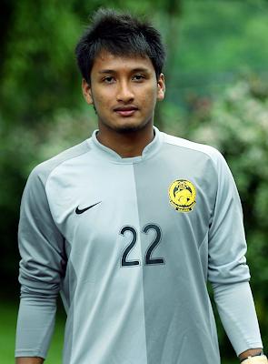 Mohd Farizal Marlias Goalkeeper
