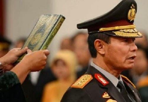 Kapolri Jenderal Sutarman (ROL)
