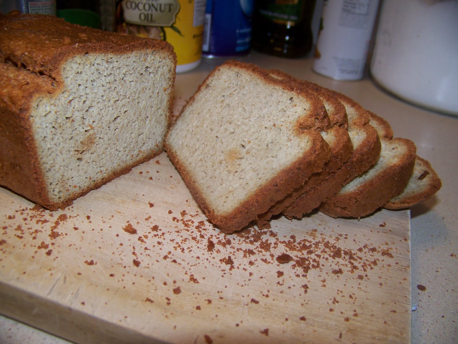 how to make low gi gluten free bread