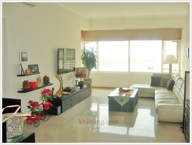 For Rent apartment 4 bedrooms in Binh Thanh District