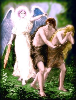Defensores de la fe tuvieron ad n y eva hijos en el for Adan y eva en el jardin de eden