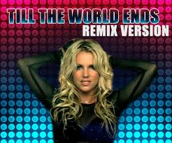 Britney Spears TTWE REMIX, digital download, itunes