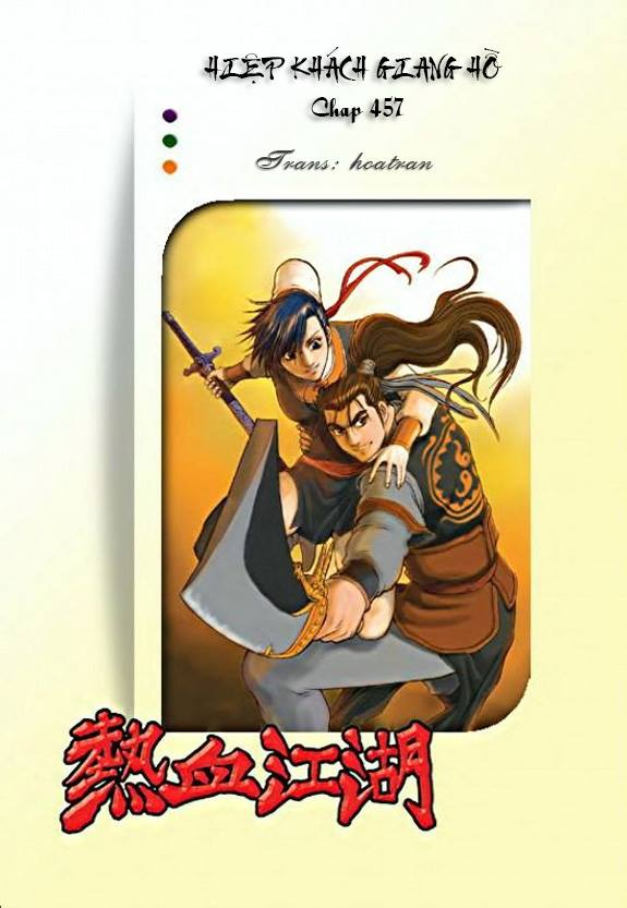 Hiệp Khách Giang Hồ - Chapter 457 - Pic 1