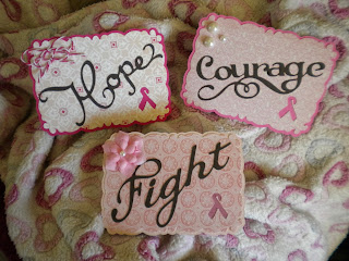 Cricut, Pink Journey, Breast Cancer Awareness