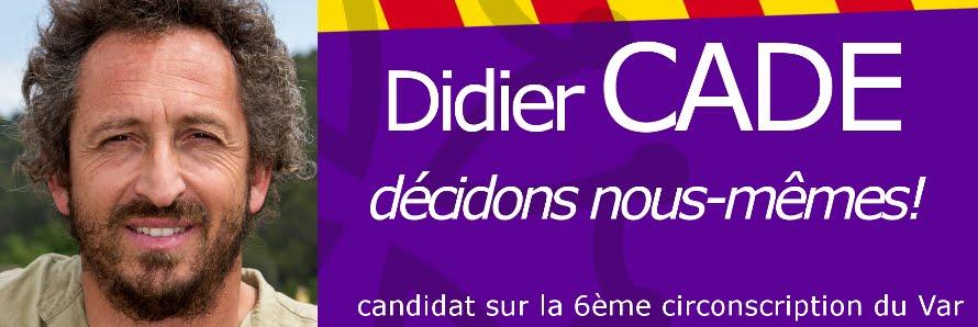 Didier CADE 2017