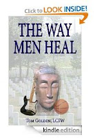 Book about Men and Grief
