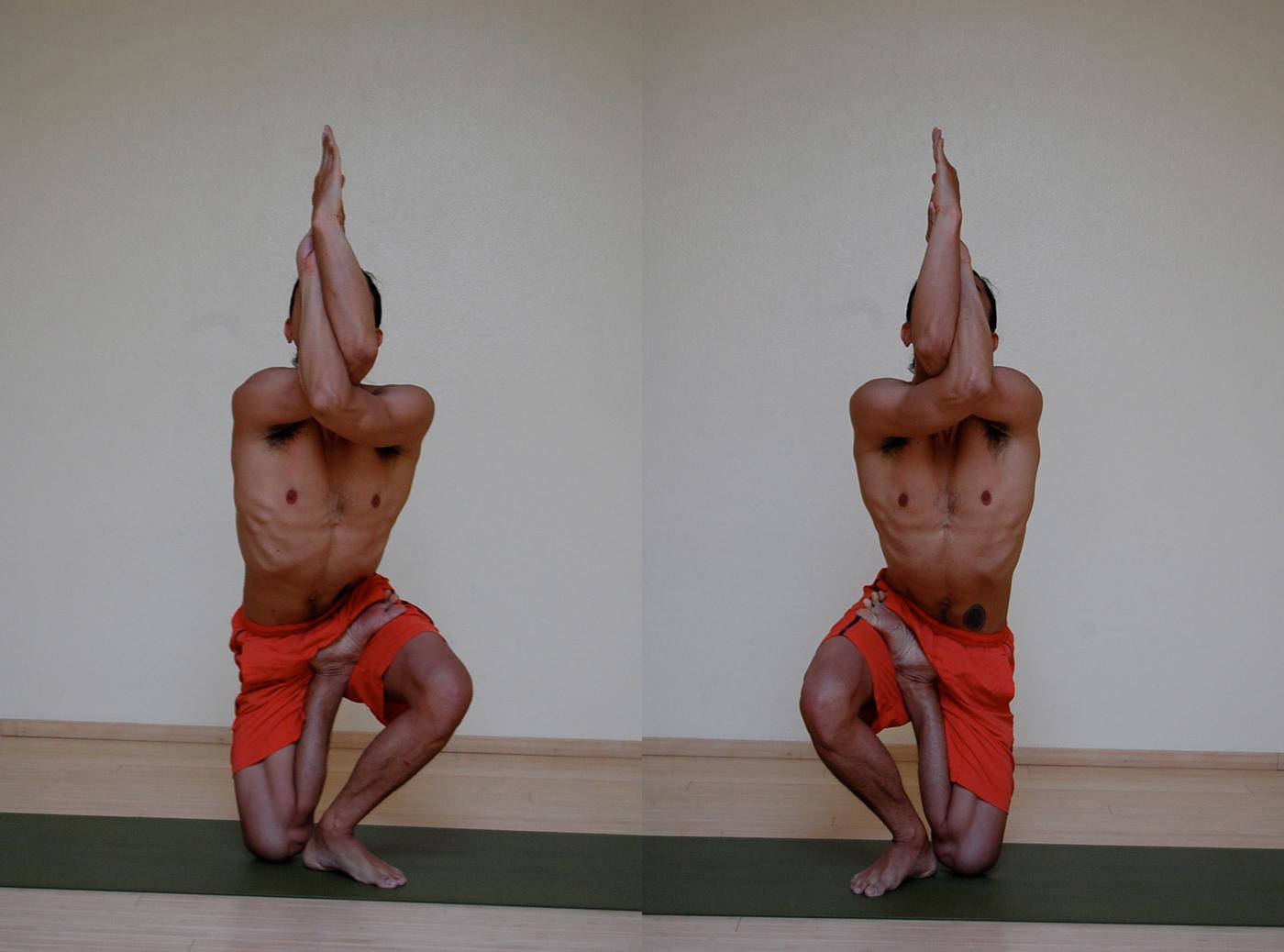 Atsuro Yoga: Vatayanas...