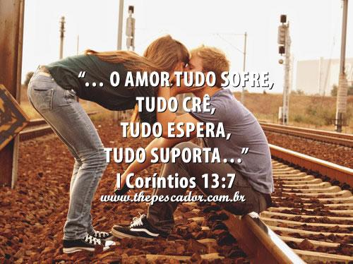 frases de amor evangelicas para namorado