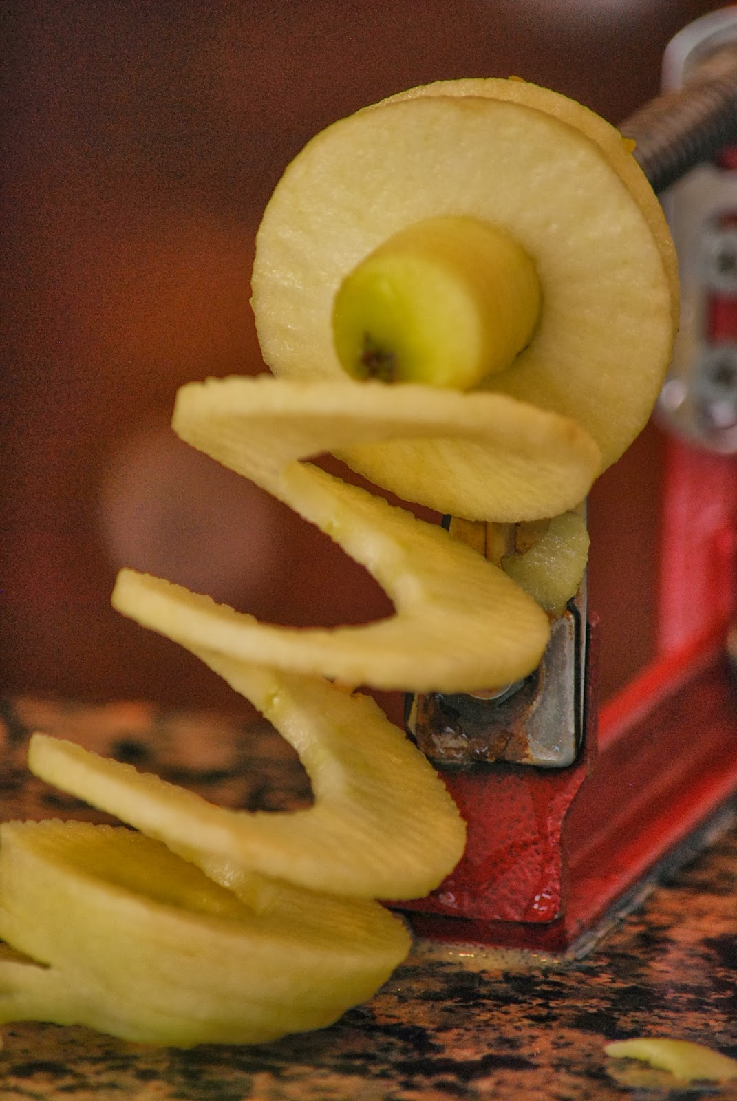 Slice Apples In Food Processor