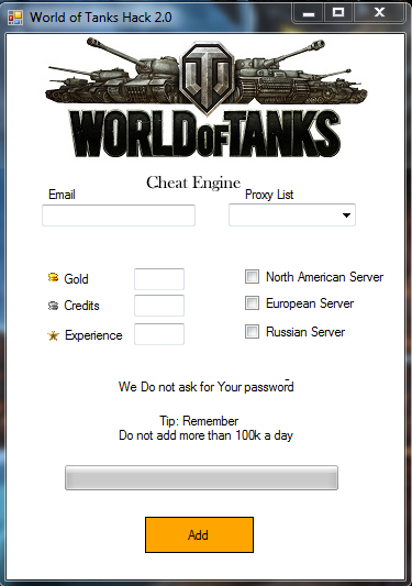 ultimate hack world of tanks скачать