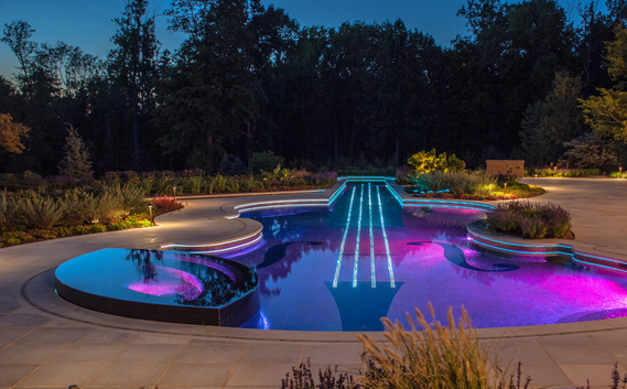 Swimming pool design ideas with modern styles - Best swimming pool design ...