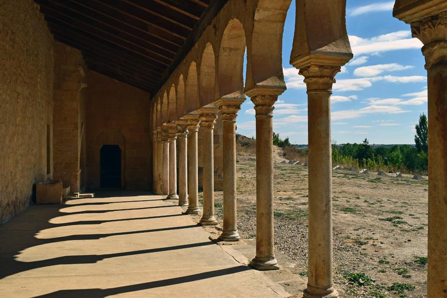 Pórtico San Miguel de Escalada