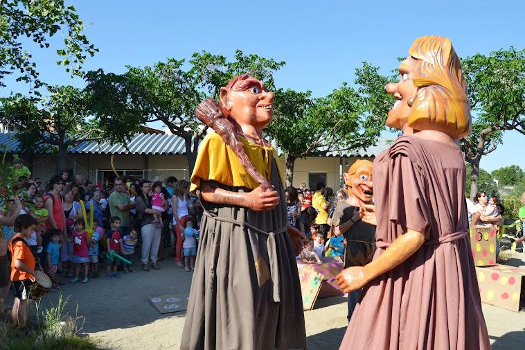 Festa Fi de Curs de l'Escola Bressol ''Els Tabalets''