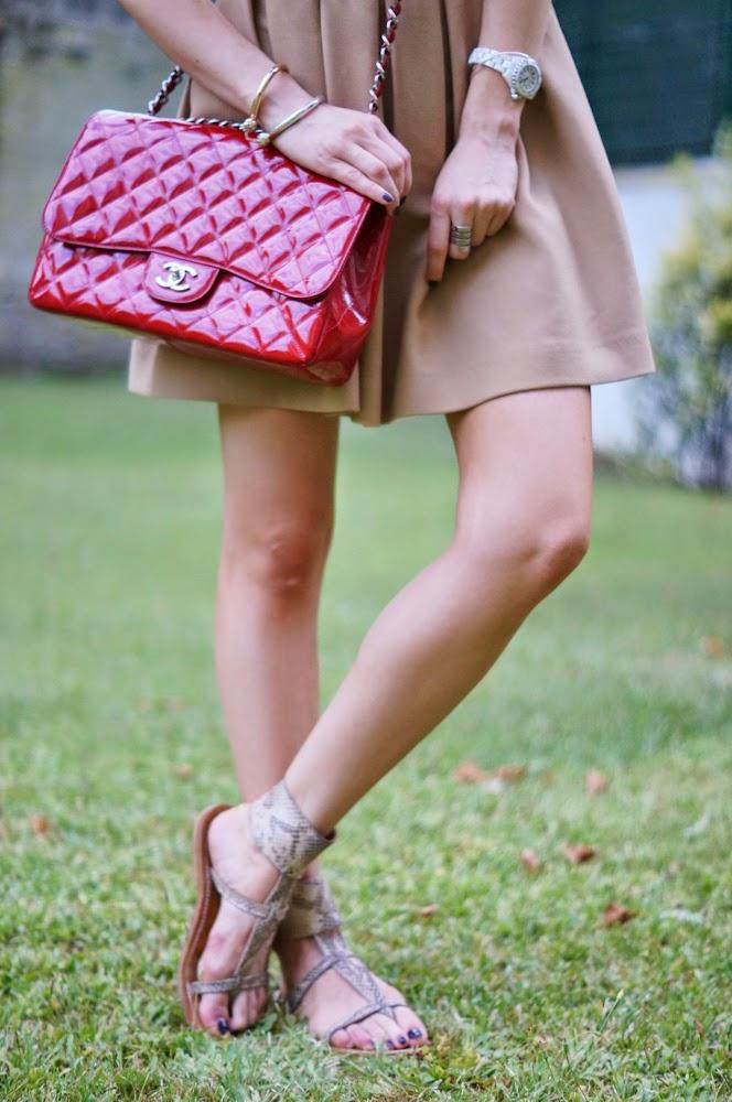 maje, sandro, chanel, kjacques, fashion blogger, chic, outfit, look du jour, parisienne