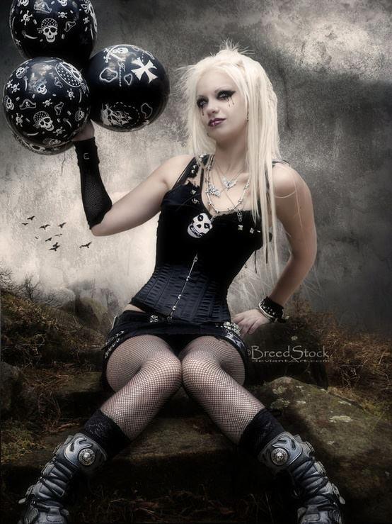 Sexy Teen Goth 58