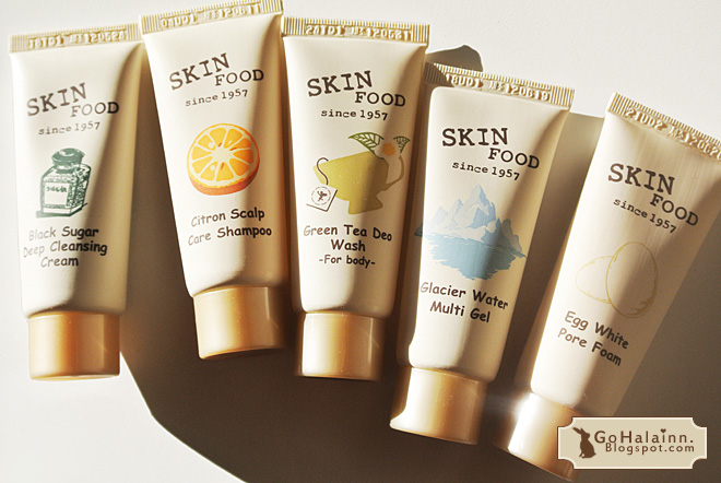 skinfood cleansing travel set giveaway