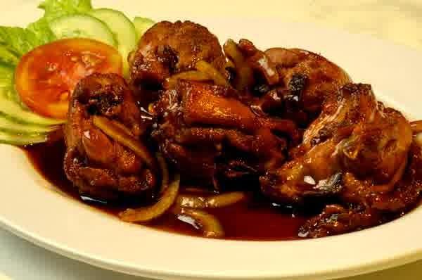 Resep Membuat Ayam Goreng Mentega Lezat