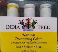 India Tree decorating colors