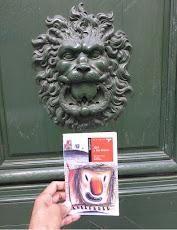"""""""Javi y los leones"""" y la marca del león"""