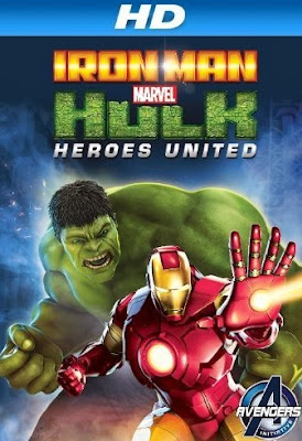 Iron Man And Hulk Heroes United 2013 اون لاين مترجم للعربية